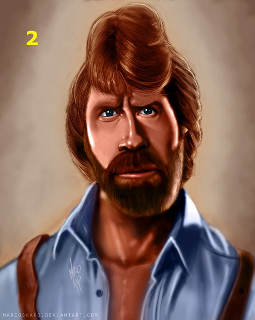 Chuck Norris jokes,top 25 Chuck Norris jokes - part two