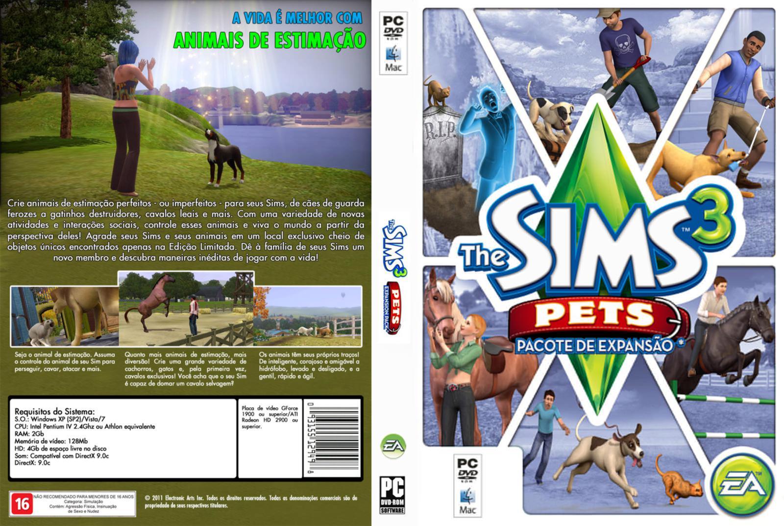 Sims 3 pets mod sexy scenes