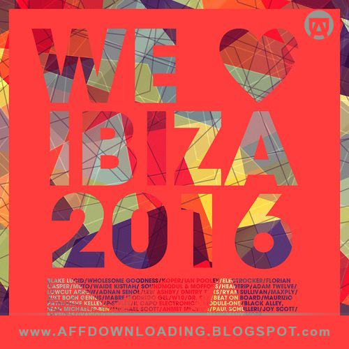 VA – We Love Ibiza – 2016