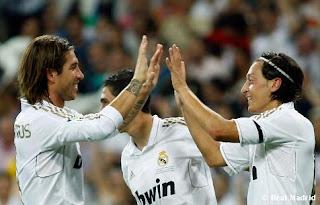 Özil sigue siendo el socio de todos los en el Madrid