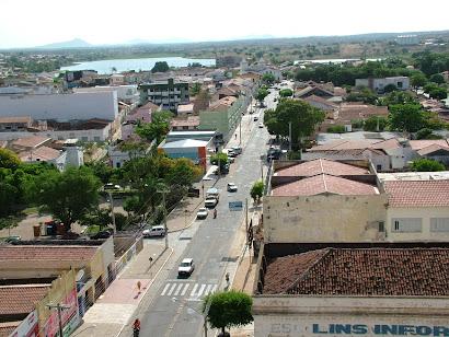 VISTA PARCIAL  CENTRO DE CAJAZEIRAS