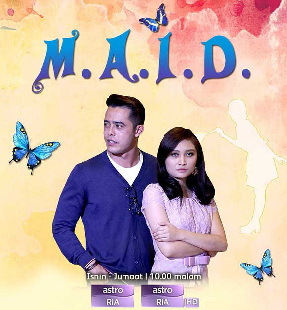 Maid (2015) Episod 13