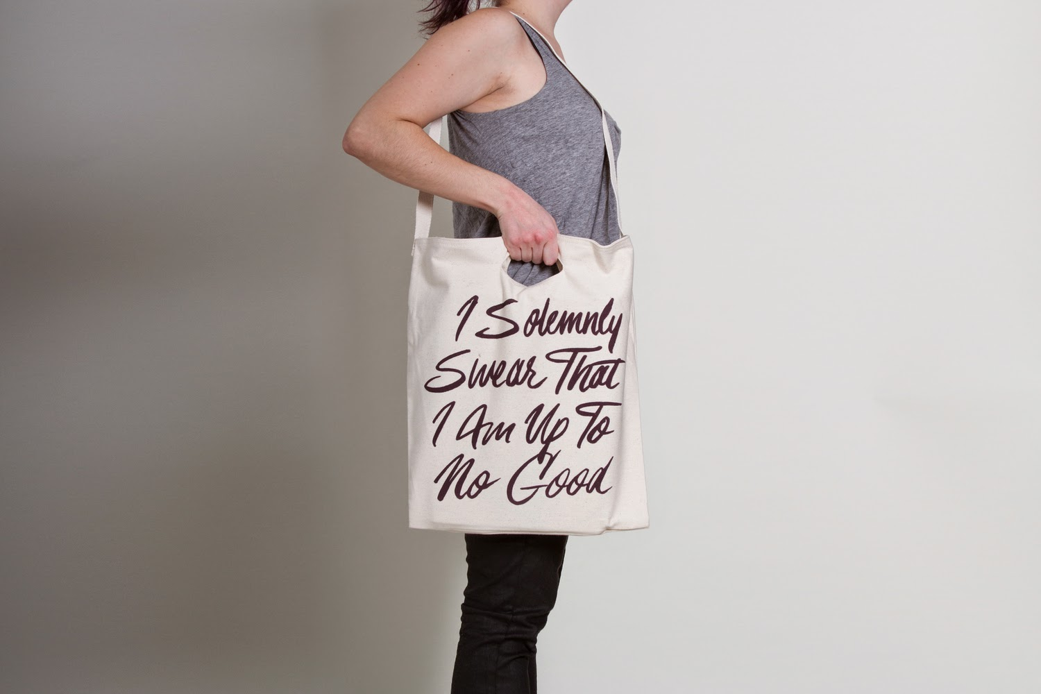 I solemnly swear that I am up to no good - Harry Potter - Jordan Dene tote bag - Hello, Handbag