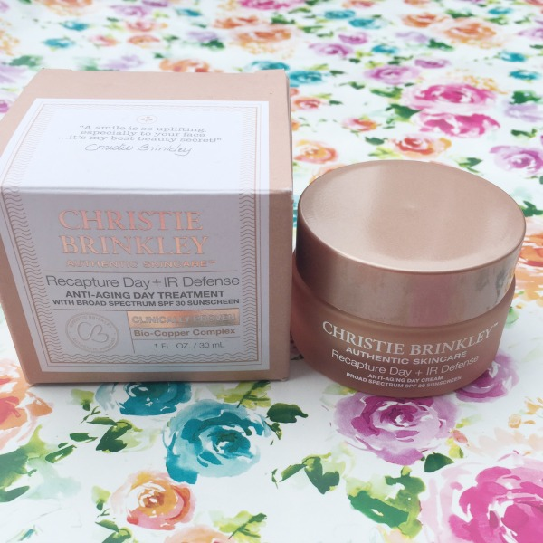 christie brinkley skincare review