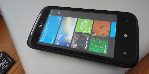 HTC 7 Mozart - Review