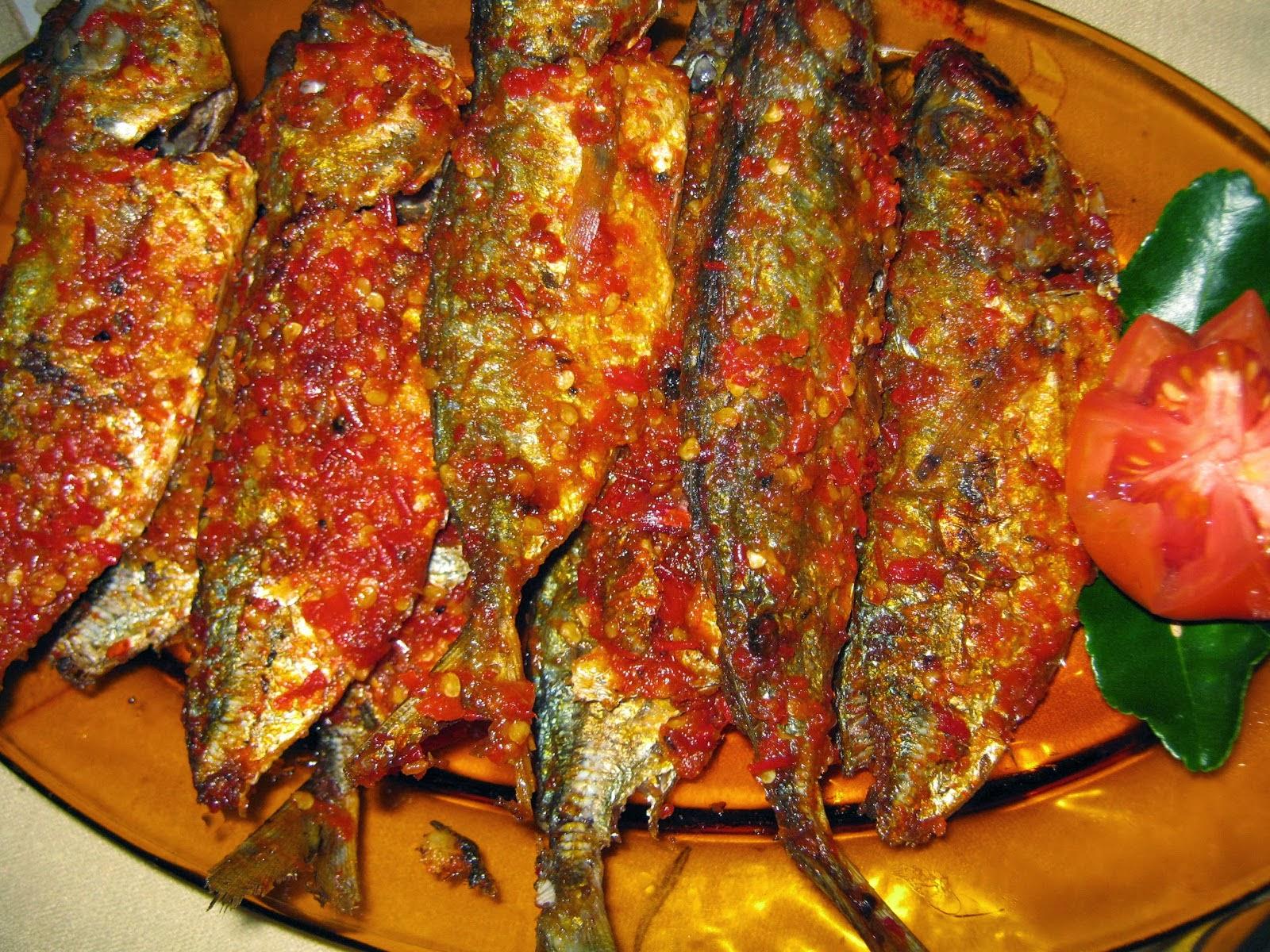 Resep Dan Cara Membuat Ikan Sepat Balado