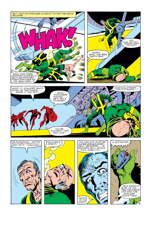 Captain America (1968) Issue #274 #190 - English 19