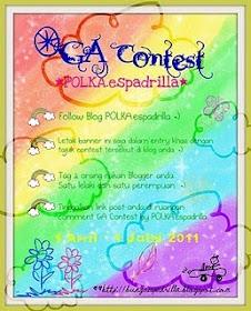 GA Contest POLKA. eSpadrilla