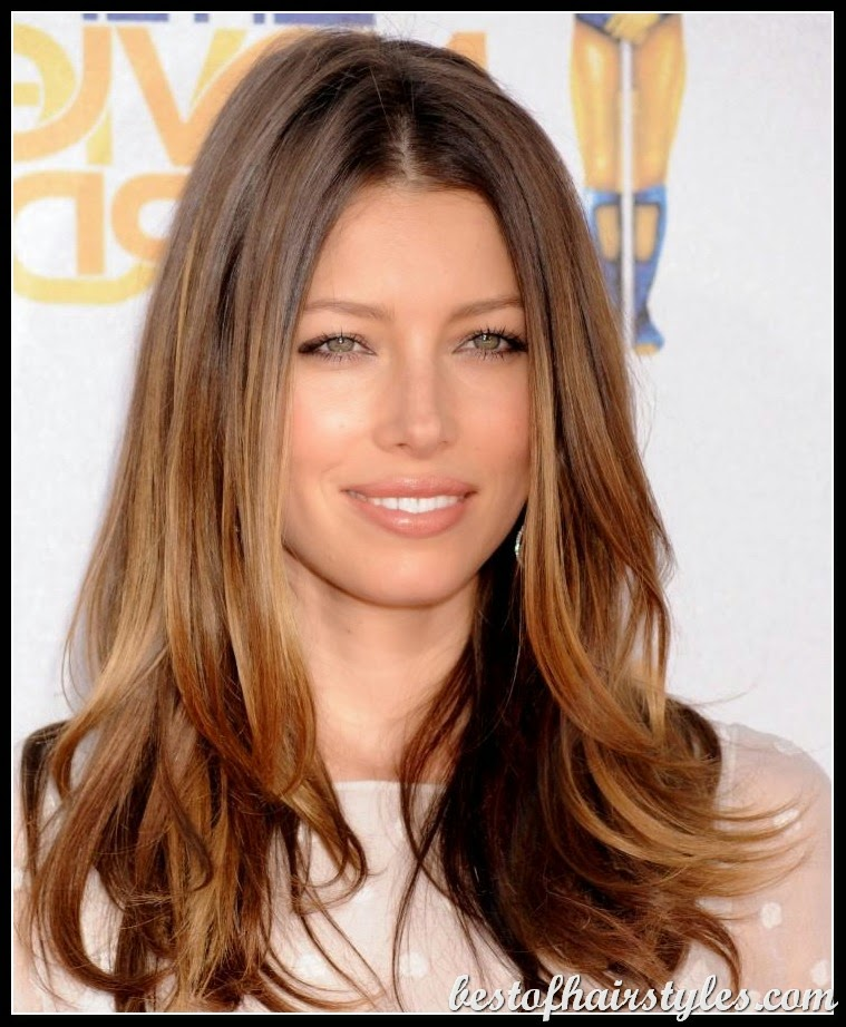 Long Celebrity Hairstyles