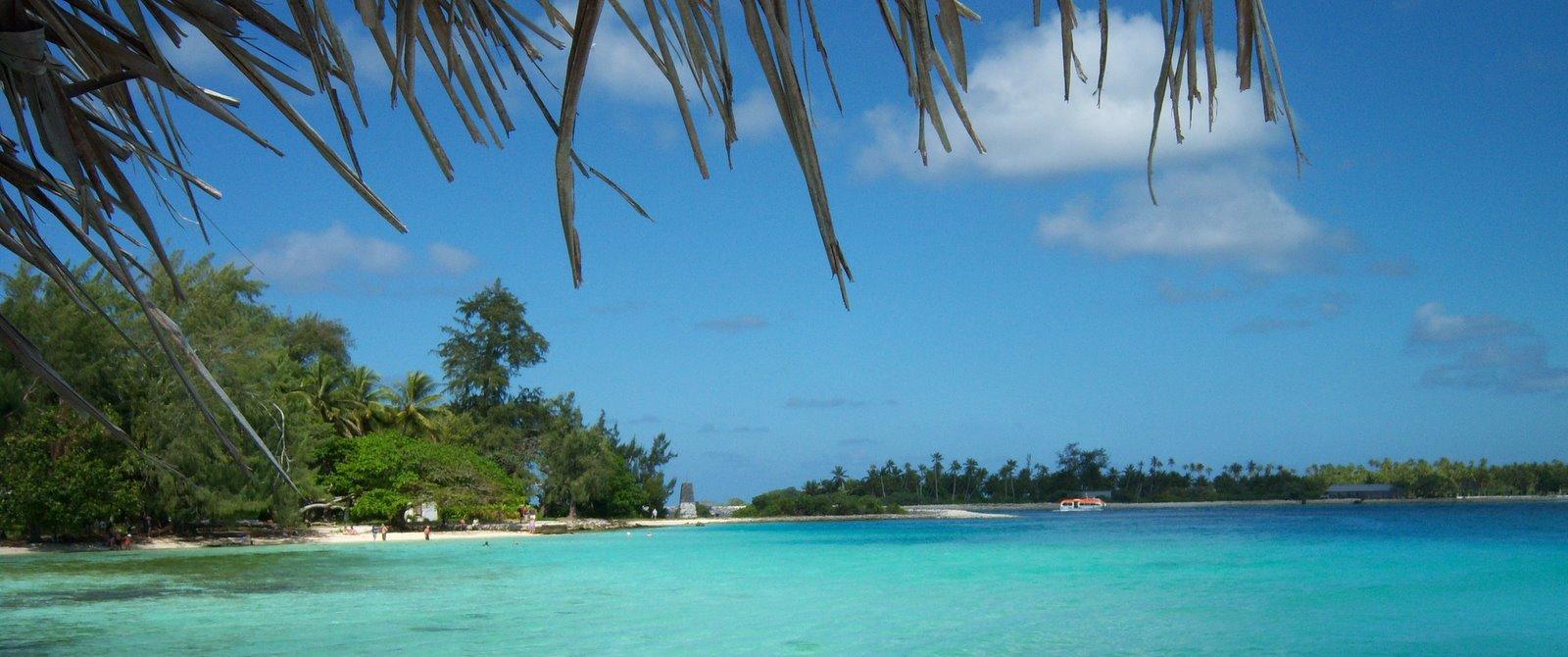 Cruise 2011 To Tahiti Fanning Island Day 17