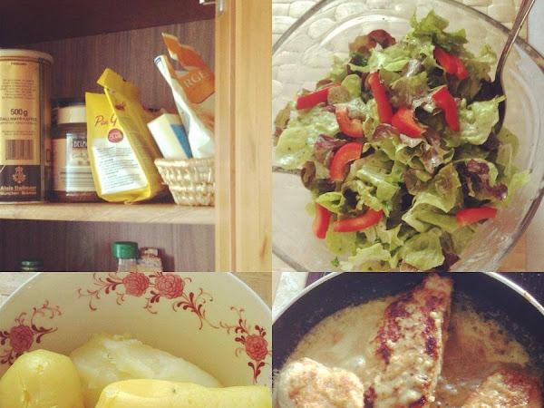 Oma ist die Beste! ... und kocht glutenfrei für mich!