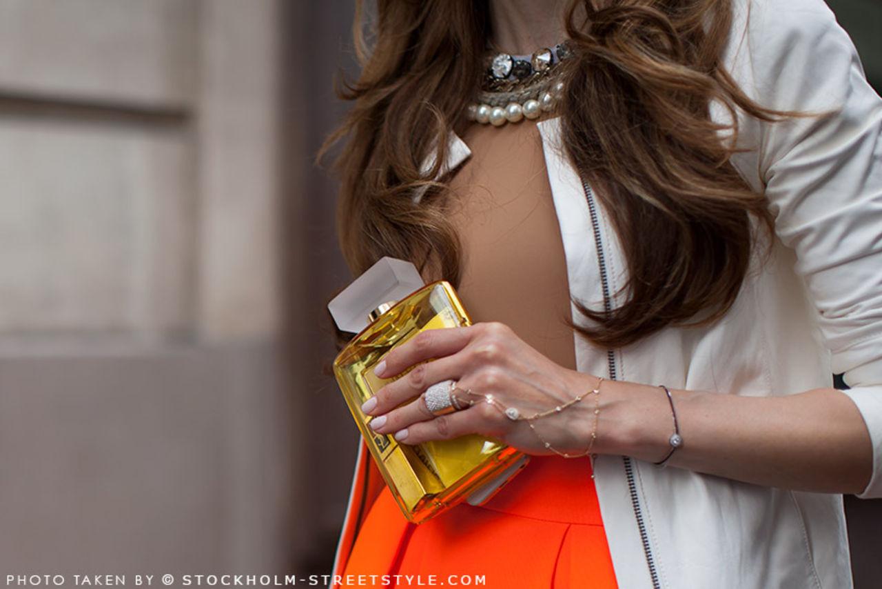 chanel bottle clutch replica