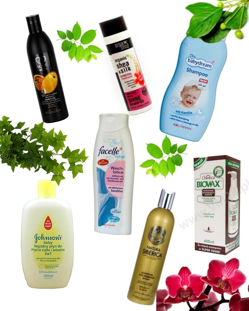 Jak wybrać szampon do częstego stosowania.