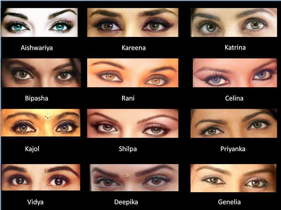 Select most beautiful eyes of Bollywood actress