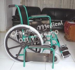 gambar kursi roda fs901B serenity