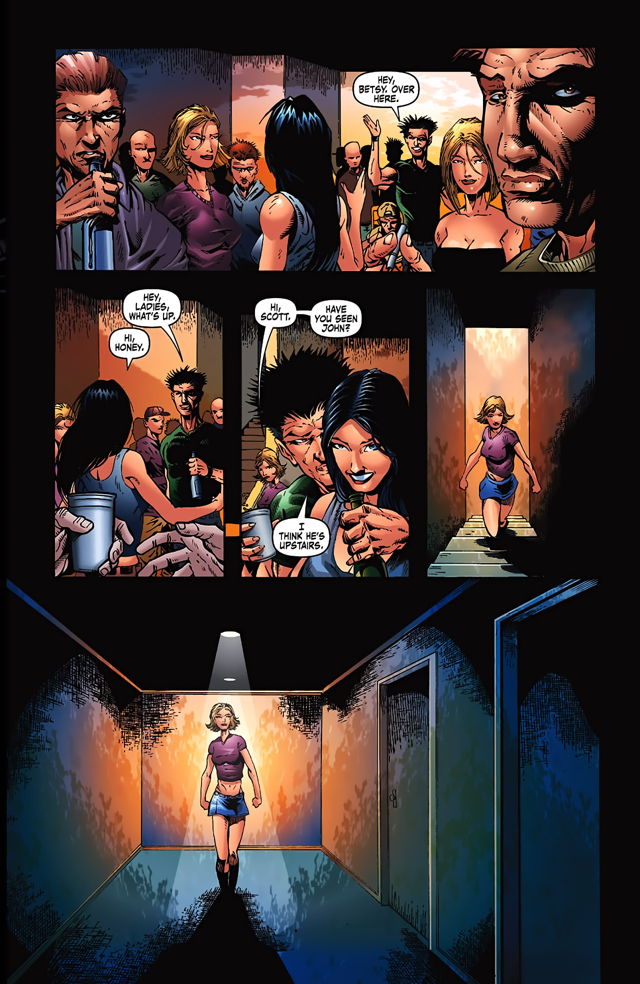 Grimm Fairy Tales (2005) Issue #6 #9 - English 3