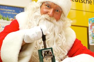 Papai Noel em Himmelpfort