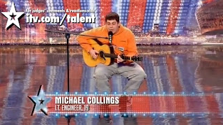 Michael Collings audition, fast car, Tracy Chapman, Britain's Got Talent 2011 audition, Plymouth's Michael Collings