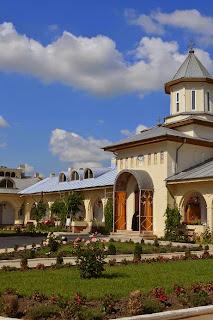 Manastirea Tudor Vladimirescu- paraclisul (biserica mica)