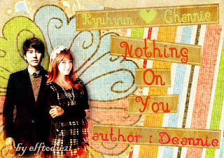 Nothin' On You Part 1 ff nc kyuhyun super junior