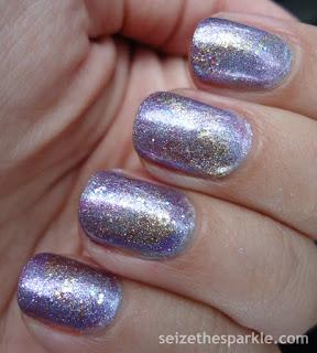 Glittery Seriotype