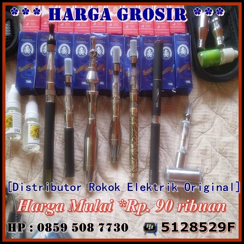 distributor rokok elektrik
