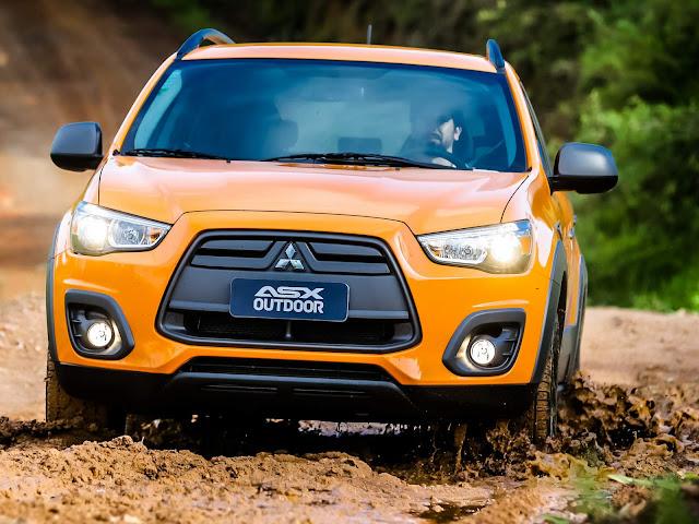 Mitsubishi ASX Outdoor 2016