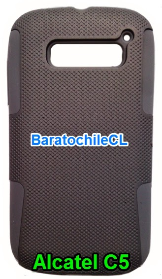 CARCASA DOBLE ALCATEL C5