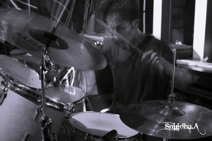 drums amrit singh hope in dark evolution vocals shekhar khanna