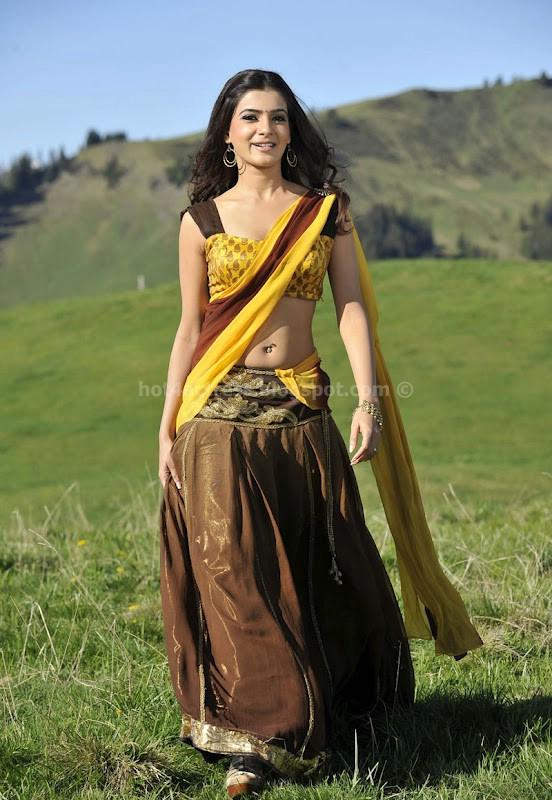 Hot samantha in dookudu telugu movie