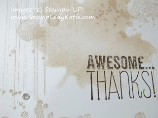 Gorgeous Grunge and Yippee-Skippee! Stamp sets and Leaf Stencil from Autumn Accents Die