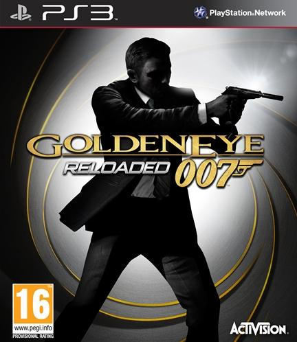James Bond Golden Eye 007-Reloaded Game For PC FREE, DOWNLOAD FULL, Ripped And Cracked 100% Working