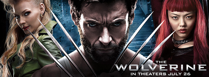 The Wolverine, 2013