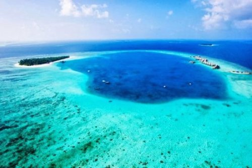 vista isla
