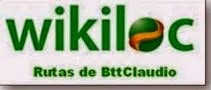 Mis rutas en Wikiloc