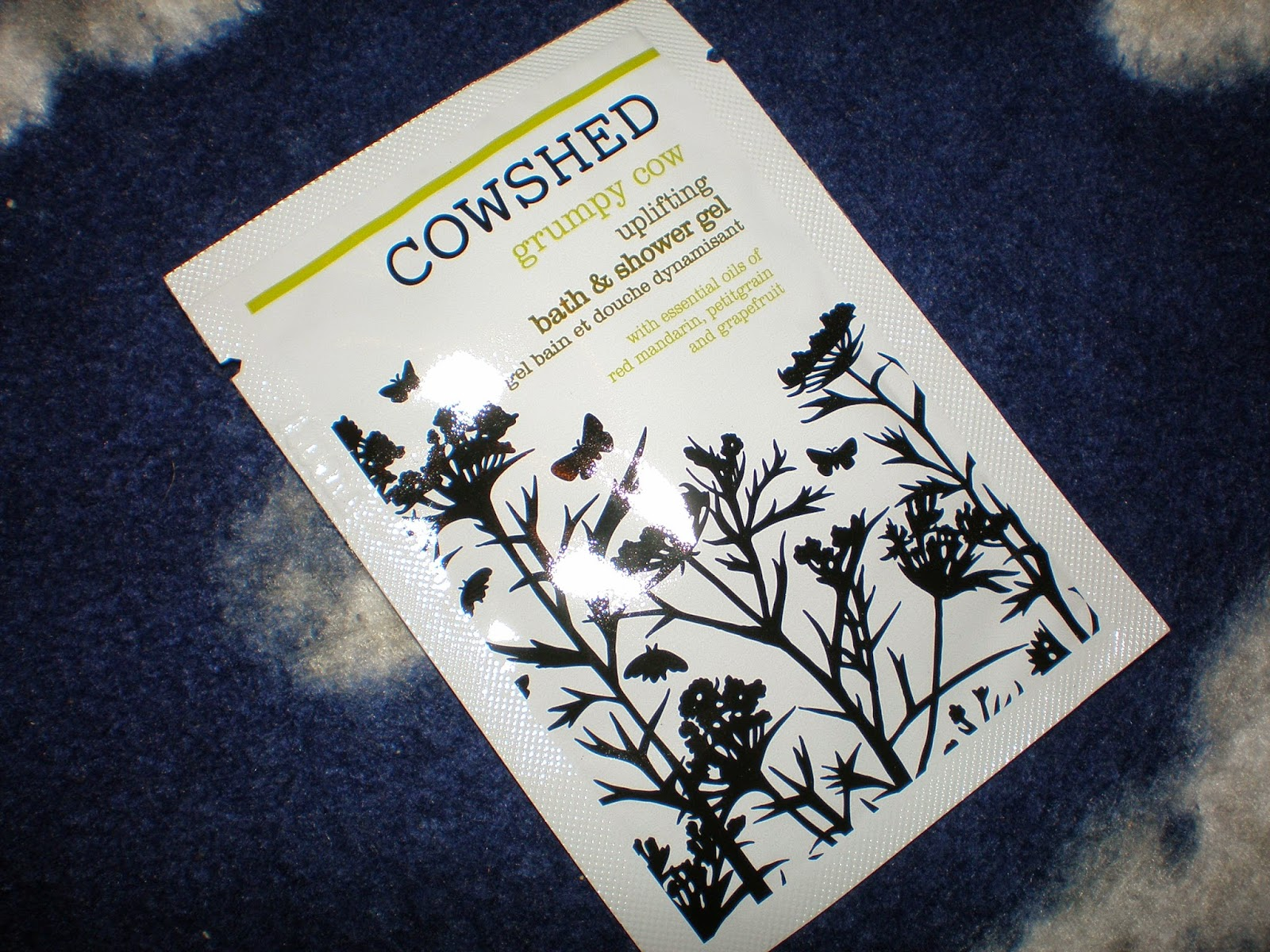 Cowshed Bath and Shower Gel