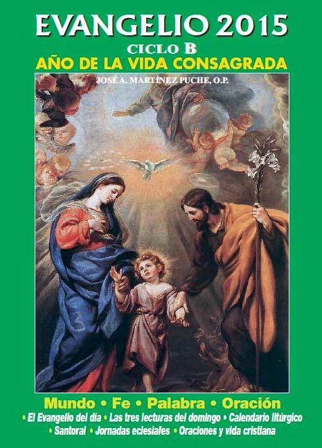 El Evangelio 2015 en tu parroquia