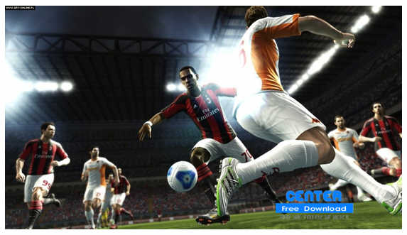 Pro Evolution Soccer Full Crack Center Free Download