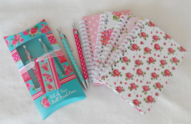 Floral stationary