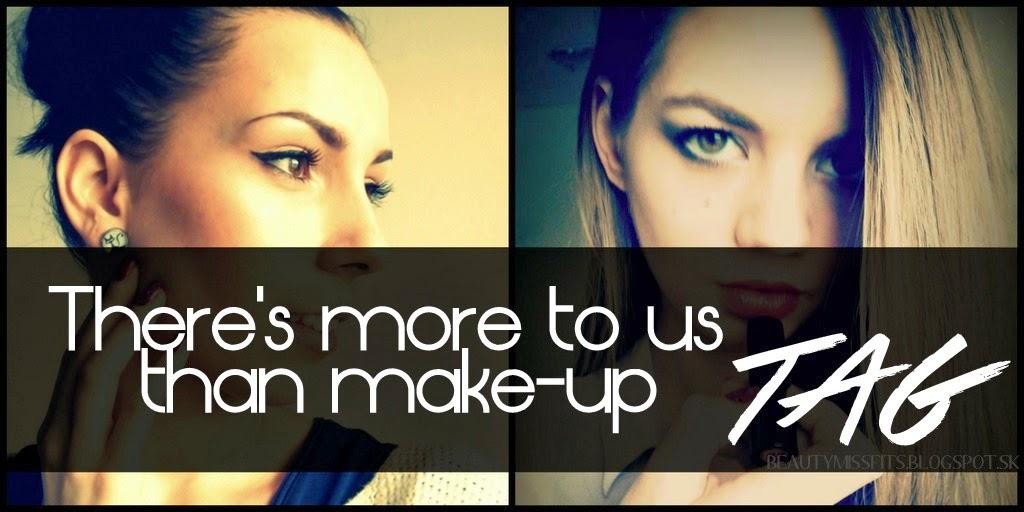 TAG - Nežijeme len make-upom