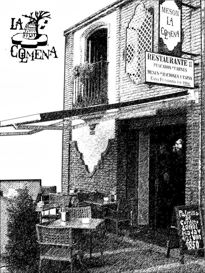 Mesón La Colmena, Málaga, centro ciudad