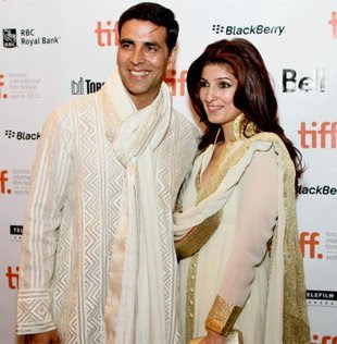 Twinkle Khanna and Akshay Kumar - Romantic Bollywood couples