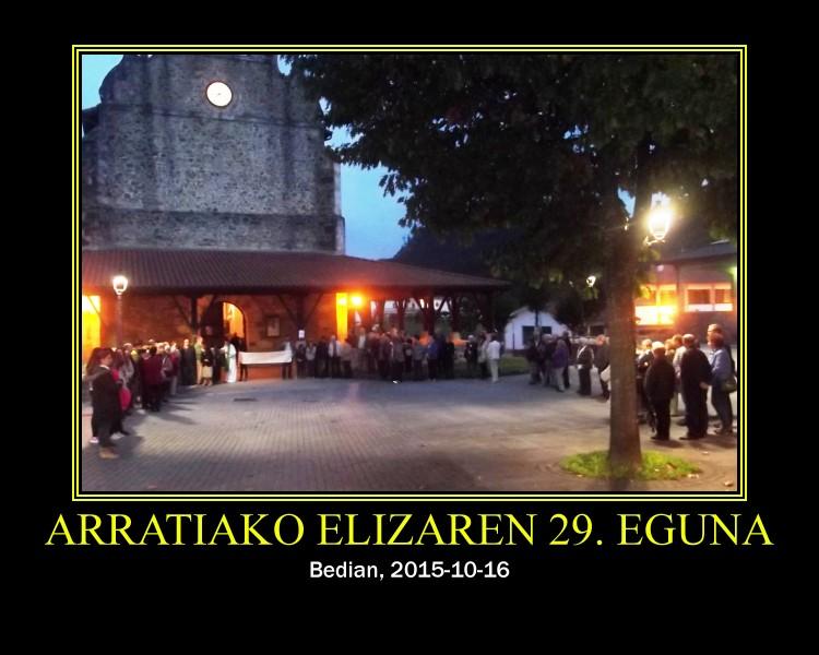 ARRATIAKO ELIZAREN EGUNA 2015 argazkiak