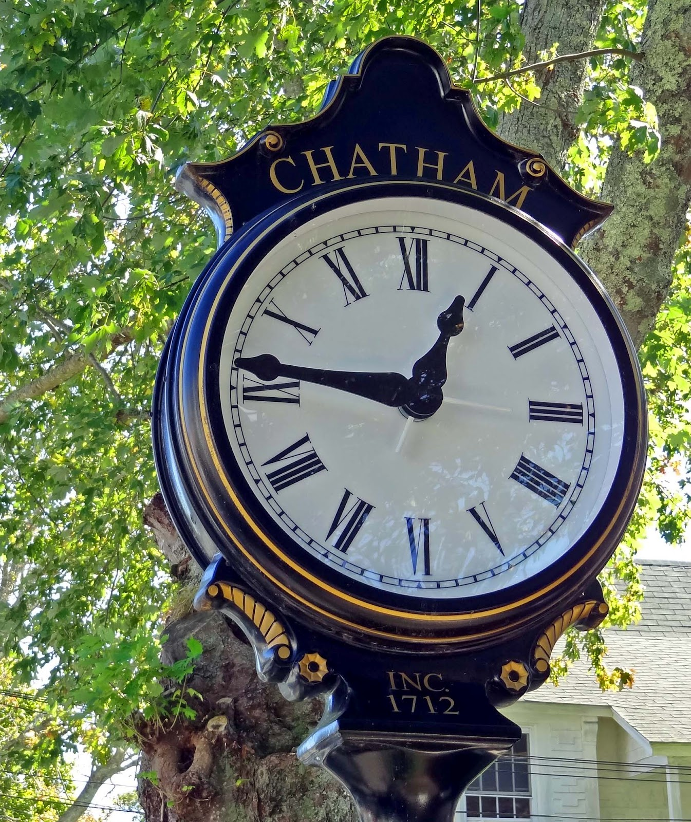 Joe's Retirement Blog: Downtown, Chatham, Cape Cod
