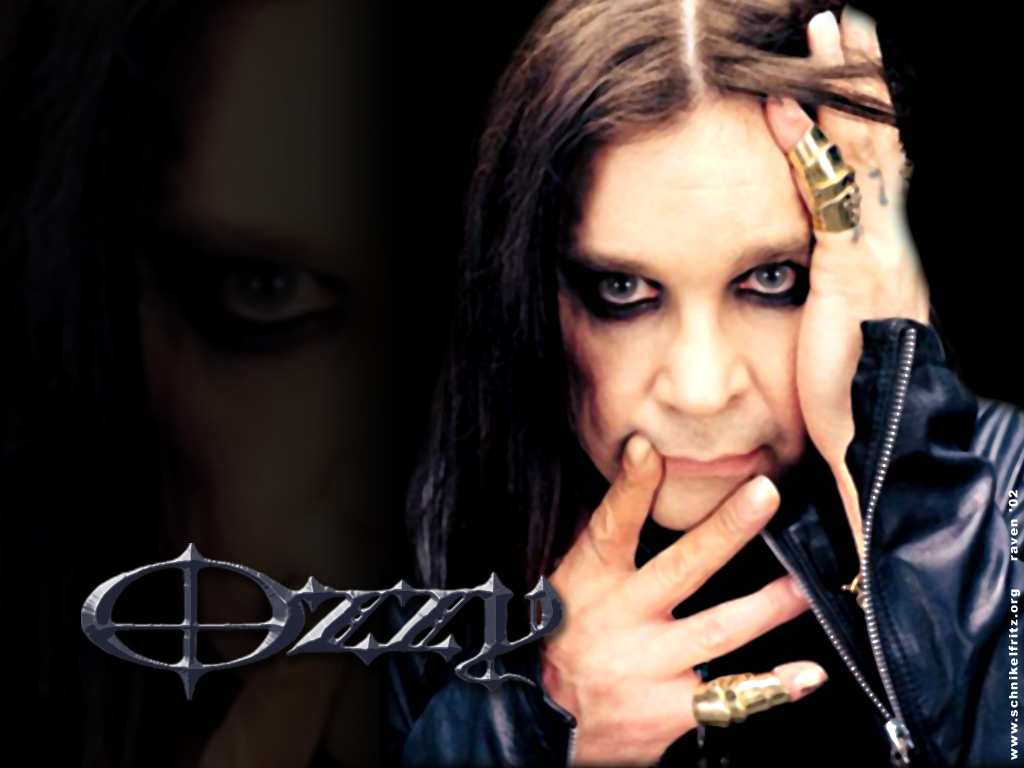 The Best Top Desktop Ozzy Osbourne Wallpapers In All Kind Of Resolutions And Sizes For Your PC Windows XP Vista 7 Mac OS