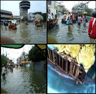 Pasig City, Pasig Flood, Habagat Philippines, Habagat, Bagsik ni Habagat