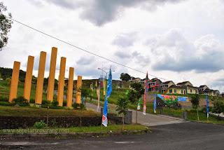 Perumahan pandanaran hill Semarang