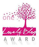 Το πέμπτο μου βραβείο από: http://thebluecatart.blogspot.gr/