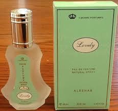 Parfum Al-Rehab Aroma Lovely