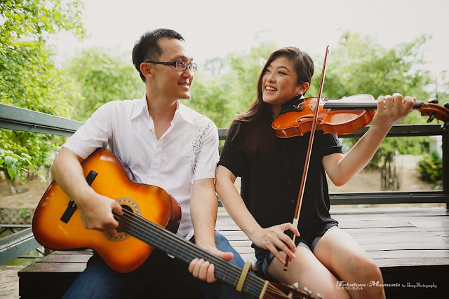 couples who love music